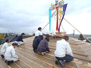 木造軸組工法、伝統木造工法